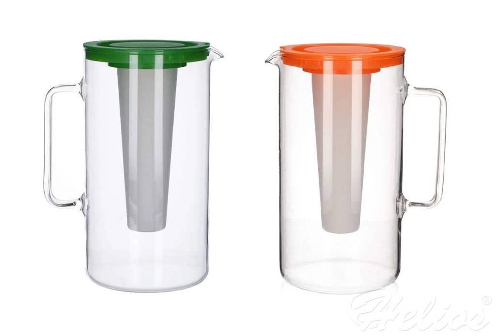 Simax - Dzbanek z wkładem na lód / herbatę 2,5 l (2544/L/S)
